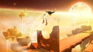 تصویر محیط Sky Dancer Run v4.2.0