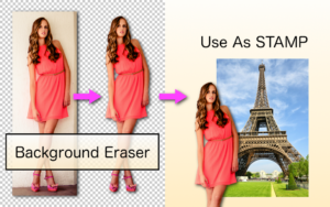 تصویر محیط Background Eraser v2.6.1