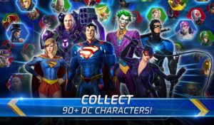 تصویر محیط DC Legends: Battle for Justices v1.24