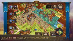 تصویر محیط Carcassonne: Official Board Game -Tiles & Tactics v1.8