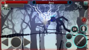 تصویر محیط Stickman Reaper v0.1.37