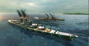 تصویر محیط Battle of Warships: Naval Blitz v1.69.3 + data