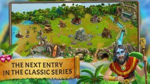 تصویر محیط Virtual Villagers Origins 2 v2.5.22
