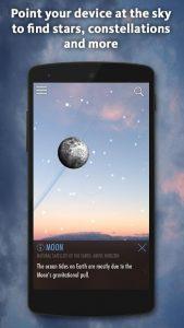 تصویر محیط SkyView® Explore the Universe v3.6.3