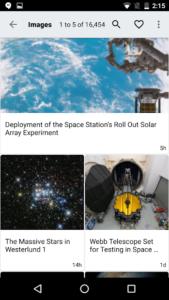تصویر محیط NASA v1.89
