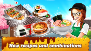 تصویر محیط Cafe Panic: Cooking Restaurant v1.23.1a