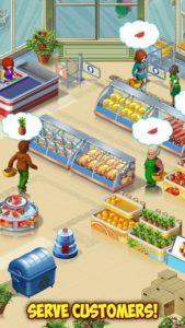 تصویر محیط Supermarket Mania Journey v3.9.1004