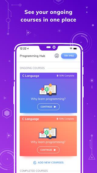 Programming Hub: Learn to code v5.0.4