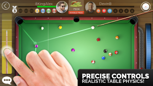 تصویر محیط Kings of Pool – Online 8 Ball v1.25.5