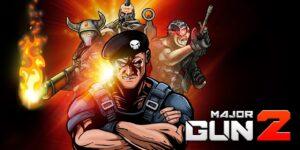 تصویر محیط Major GUN : War on Terror – offline shooter game v4.1.7