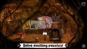 تصویر محیط AntVentor: Puzzle Adventure v1.0.33 + data
