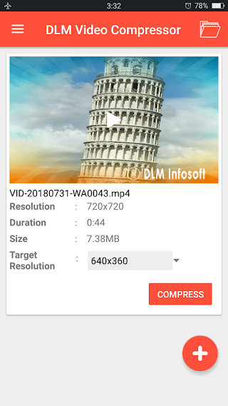 DLM Video Compressor v1.9