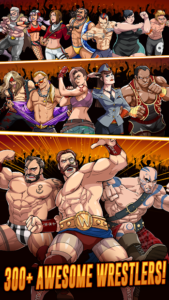 تصویر محیط The Muscle Hustle: Slingshot Wrestling v1.31.1727