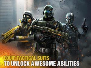 تصویر محیط Modern Combat 5: eSports FPS v4.4.3j