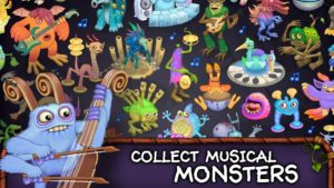 تصویر محیط My Singing Monsters v3.1.0 + data