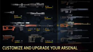 تصویر محیط Sniper Arena: PvP Army Shooter v1.2.8