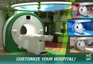 تصویر محیط Operate Now: Hospital v1.35.4 + data
