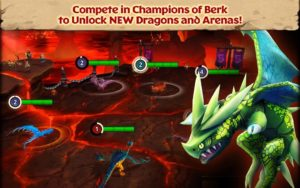 تصویر محیط Dragons: Rise of Berk v1.54.15