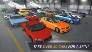 تصویر محیط CarX Highway Racing v1.63.2 + data