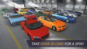 تصویر محیط CarX Highway Racing v1.65.2 + data