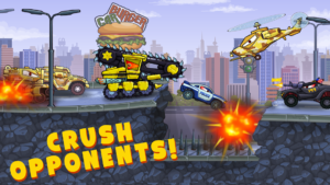 تصویر محیط Car Eats Car 3 – Racing Game v2.2 build 318