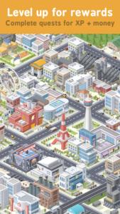 تصویر محیط Pocket City v1.1.262