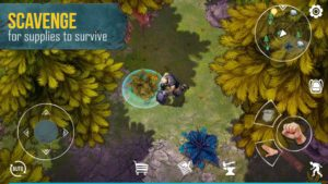 تصویر محیط Live or Die survival v0.1.436