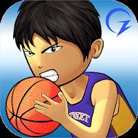 بازی بسکتبال خیابانی آیکون