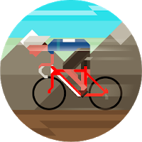 نرم افزار اطلاعات دوچرخه سواری آیکون