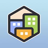 بازی شهرسازی شهر کوچک آیکون