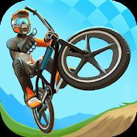 بازی دوچرخه سواری در راه های دشوار آیکون