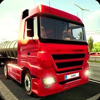 بازی شبیه ساز کامیون در اروپا با 8 ماشین جدید آیکون