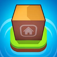 بازی پازلی ترکیب خانه های هم شکل آیکون