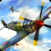 بازی هواپیما های جنگی با 30 هواپیمای جنگی قدرتمند آیکون
