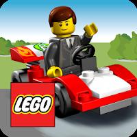 بازی لگو جونیور بازی کودکانه ساخت و مسابقه با ماشین آیکون