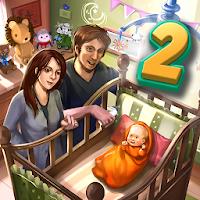 بازی شبیه ساز زندگی خانواده مجازی آیکون