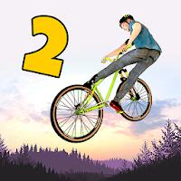 بازی دوچرخه سواری در کوهستان با بیش از 40 مرحله آیکون