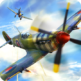 بازی جنگ های هوایی Warplanes: WW2 Dogfight v1.3.2
