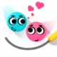 بازی توپ های عاشق Love Balls v1.4.1