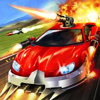 بازی منفجر کردن ماشین ها در جاده آیکون