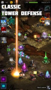 تصویر محیط Ancient Planet Tower Defense v1.1.95