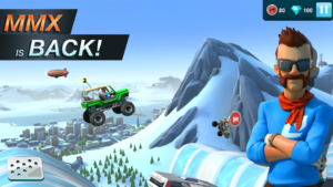 تصویر محیط MMX Hill Dash 2 – Offroad Truck, Car & Bike Racing v11.04.12202