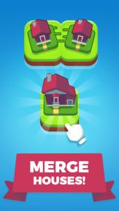 تصویر محیط Merge Town! v3.7.0