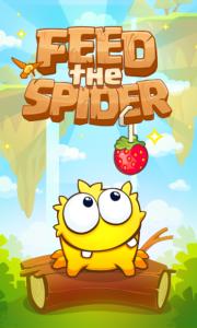تصویر محیط Feed the Spider v1.0.43