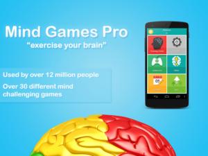 تصویر محیط Mind Games Pro v3.1.8