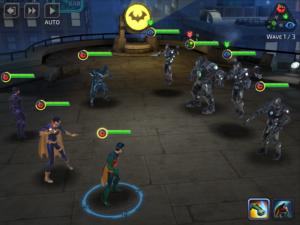 تصویر محیط DC Legends: Battle for Justices v1.25.1