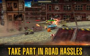 تصویر محیط Dead Paradise: Race Shooter v1.6.3