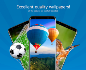 تصویر محیط Wallpapers HD & 4K Backgrounds v5.2.2