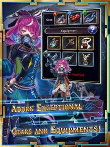 تصویر محیط THE ALCHEMIST CODE v3.1.2.1.385