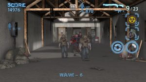 تصویر محیط Zombie Hunter King v1.0.35